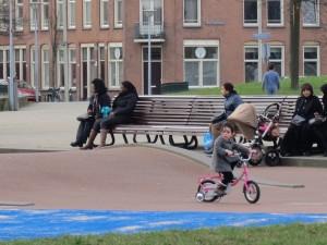 Vrouwen in de Schilderswijk
