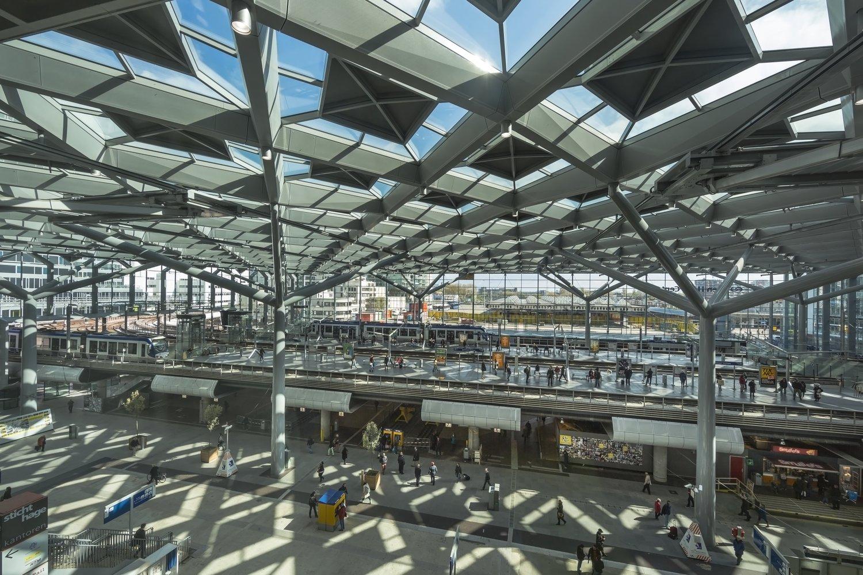 #3D6E8E23643196 OV Terminal CS En De Haagse Loper: De Nieuwe Entree Van De Stad Meest recente Design Meubelen Noordeinde Den Haag 1721 pic 150010001721 Ontwerp