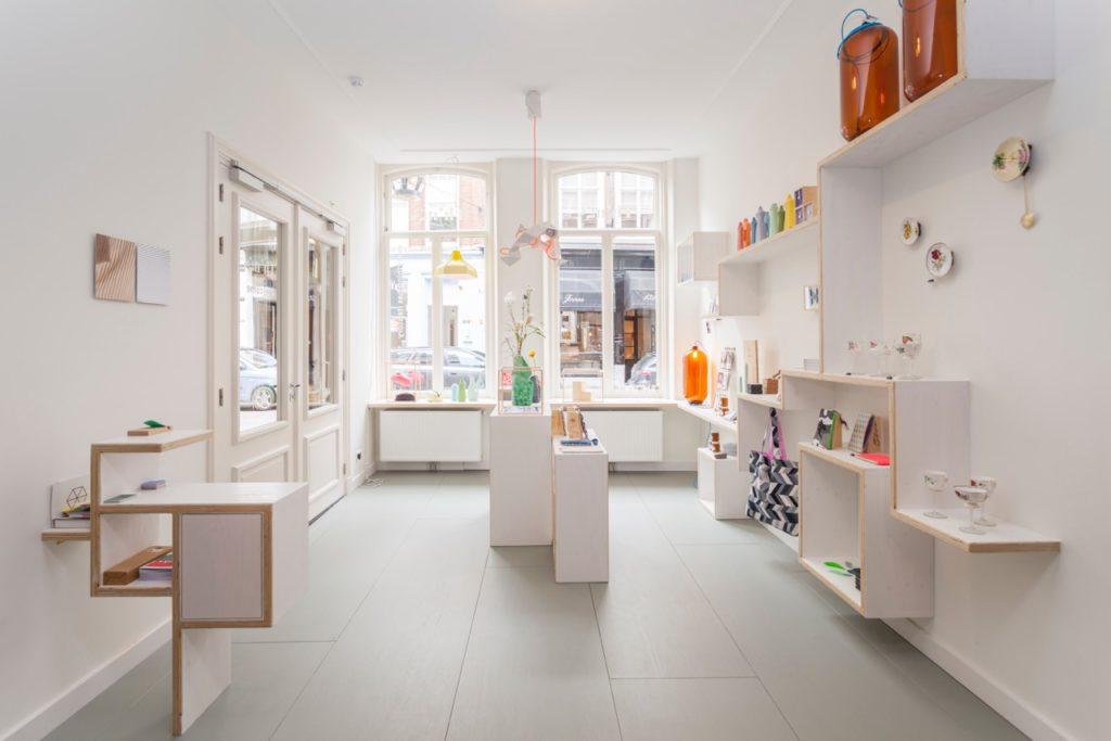 Nieuwe winkelconcepten op het historische noordeinde for Interieur winkel den haag