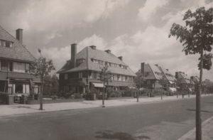 woningen door architect Koos Feld in 1937, De Sportlaan