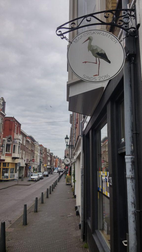 Boekhorststraat makerskwartier