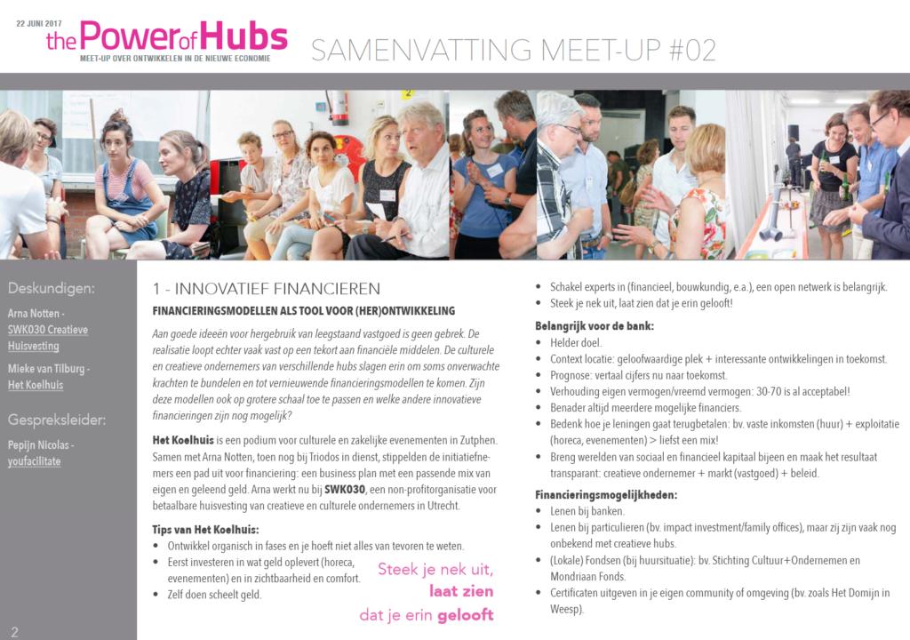 samenvatting the power of hubs
