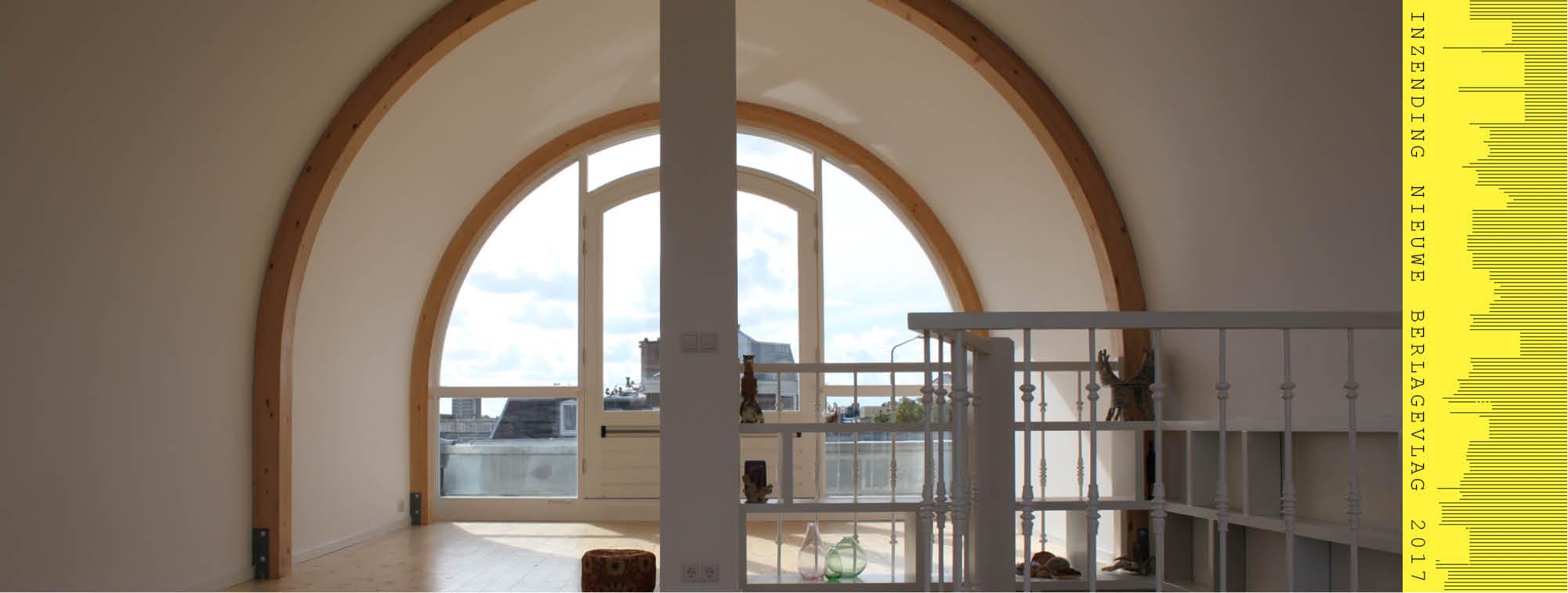 dakopbouw woning ontwerp studio seven architecten