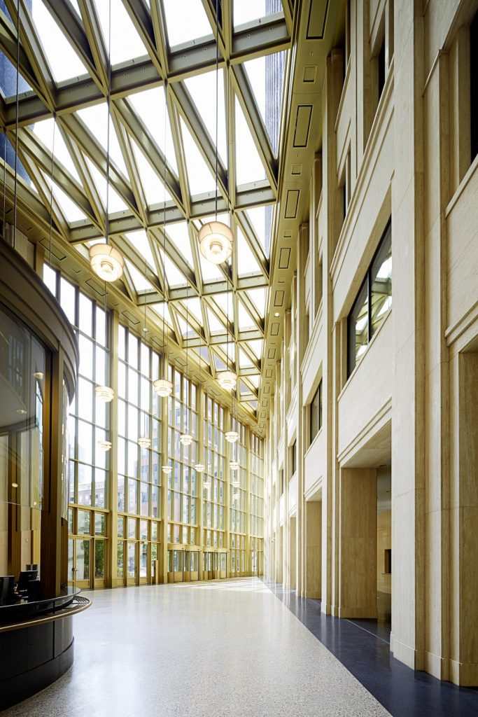 interieur ministerie door kolhoff architekten