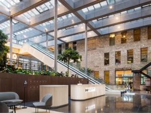 atrium WTC The Hague