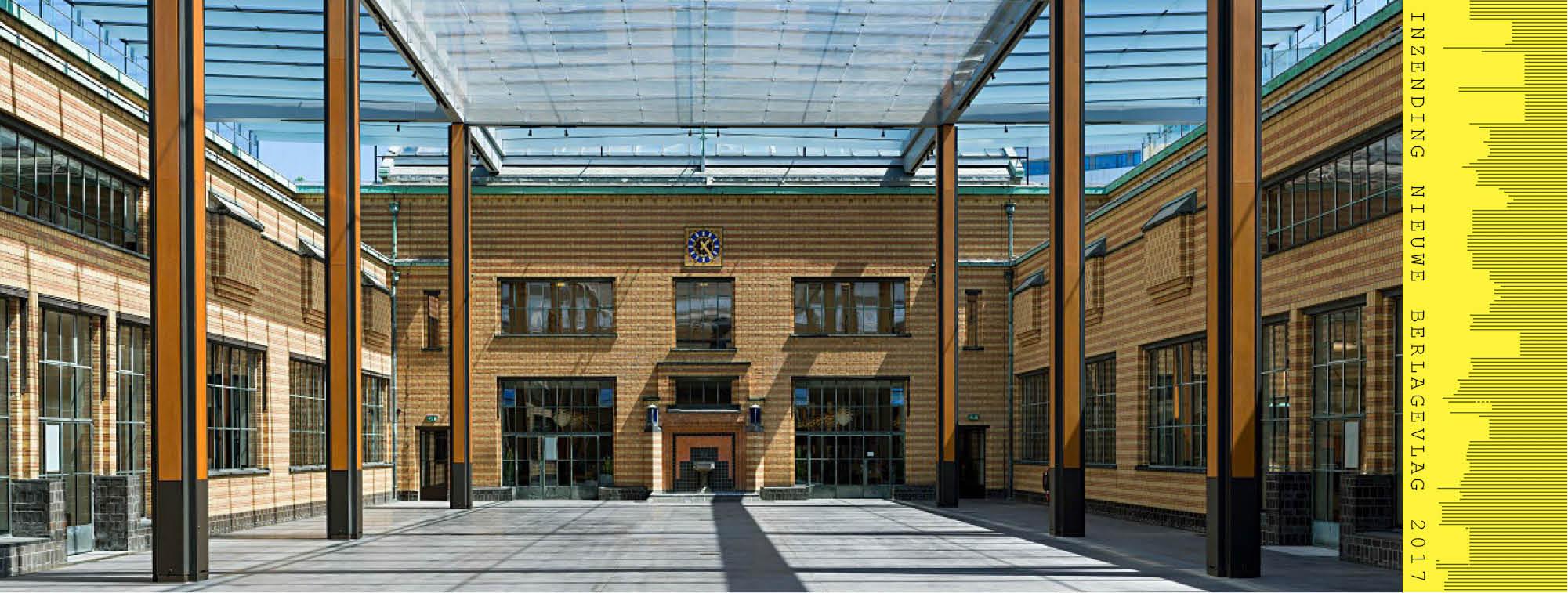 Tuinzaal Gemeentemuseum ontwerp Braaksma en Roos architectenbureau
