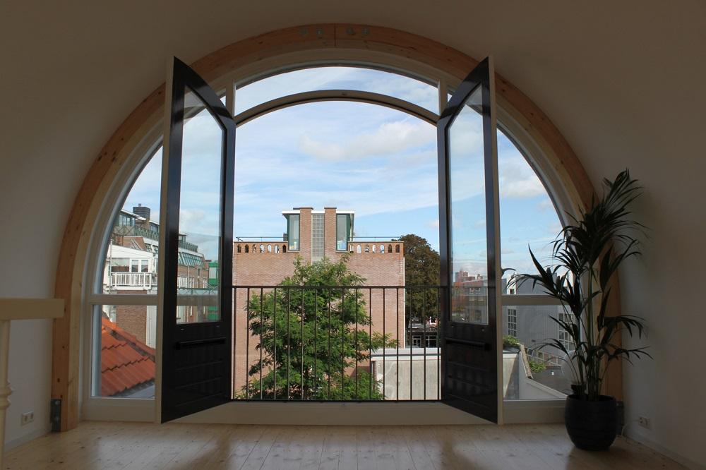 interieur dakopbouw ontwerp studio seven architectuur