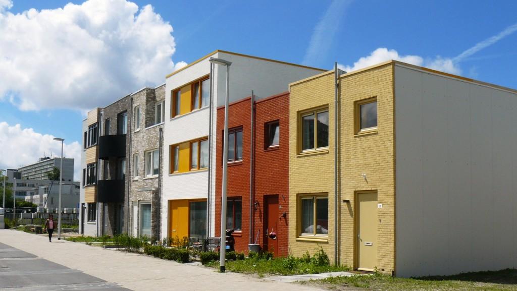 Isabellaland zelfbouw woningen