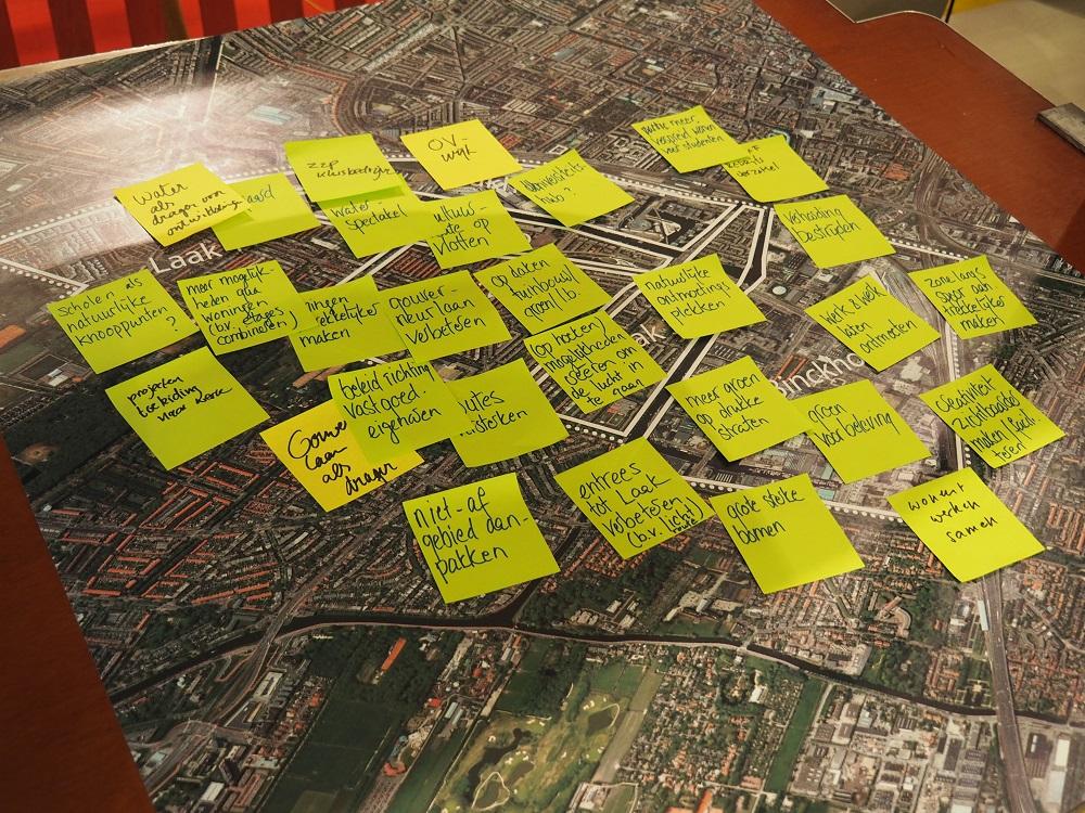 plan stadsdeel Laak Binckhorst