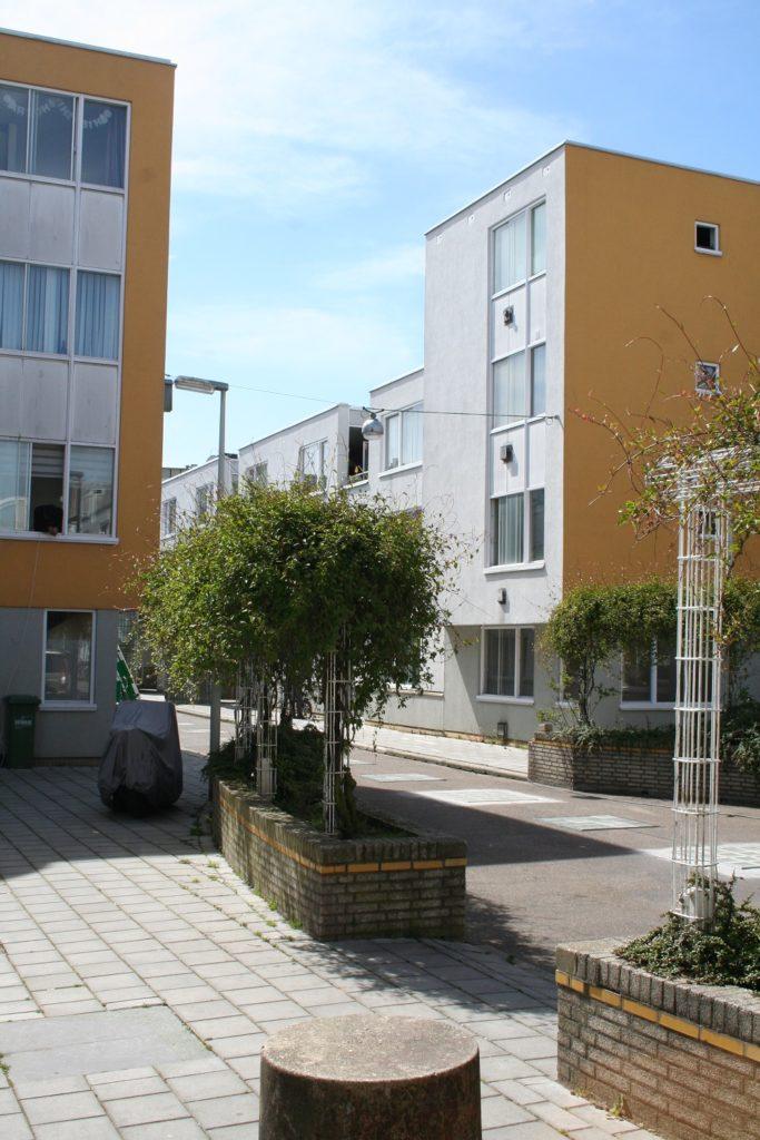 sociale woningbouw Katerstraat