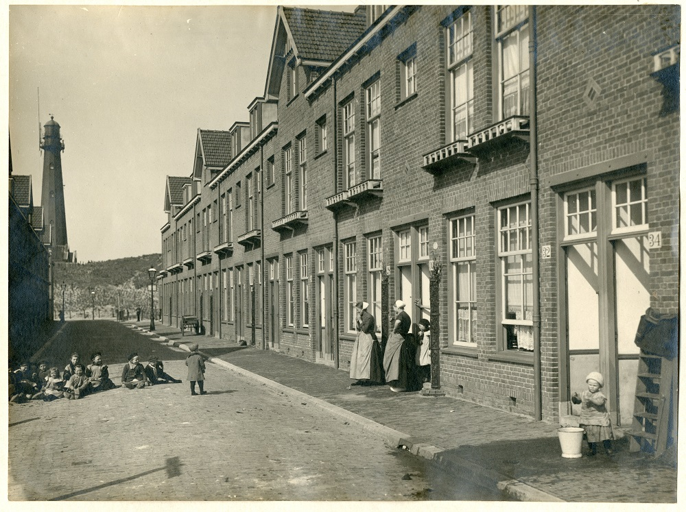 sociale woningbouw Reepstraat