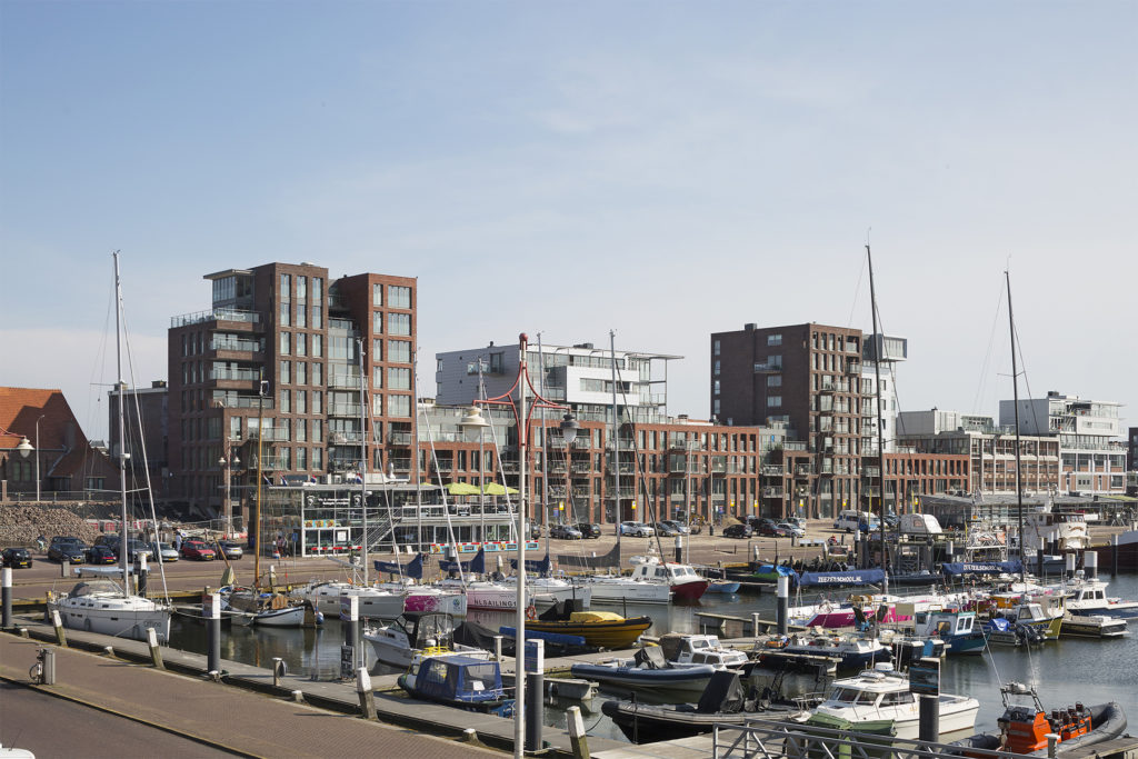 de Havenmeester woningen Scheveningen haven
