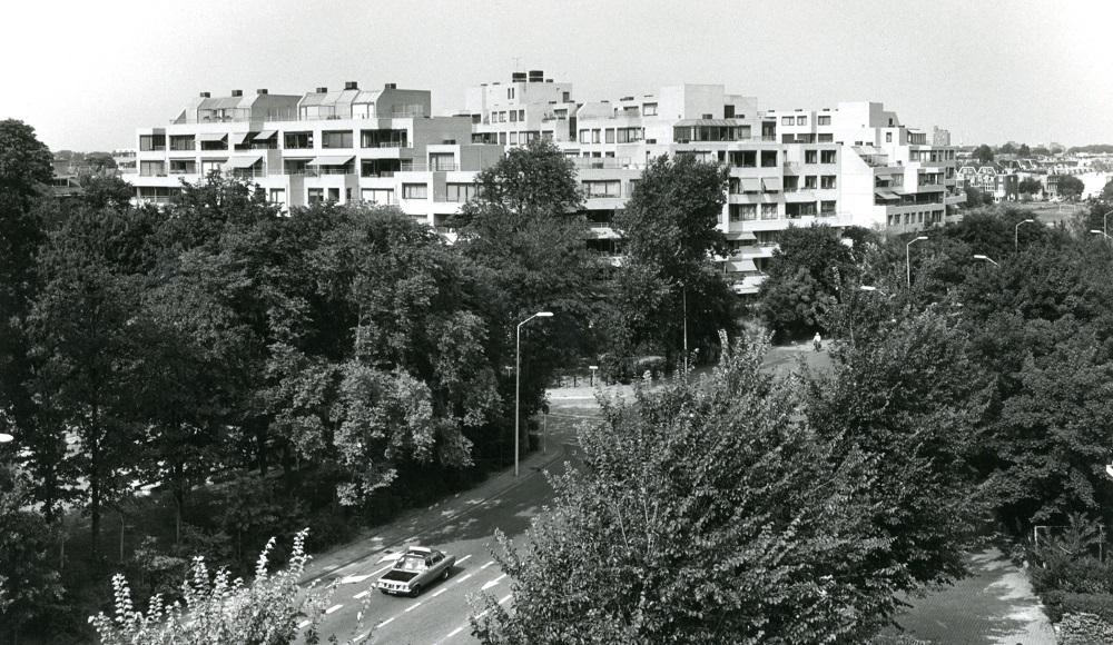 woningen couperusduin ontwerp hans van beek en Sjoerd Schamhart
