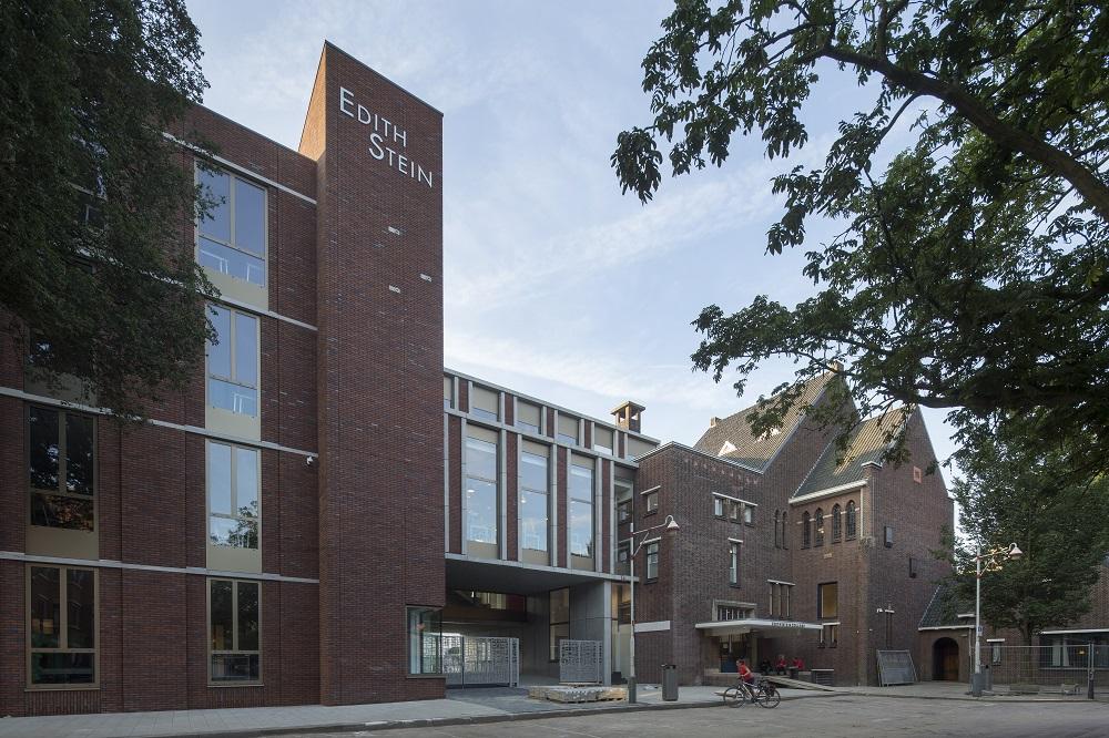 Combinatie nieuwbouw en monumentale architectuur ontwerp Atelier Pro