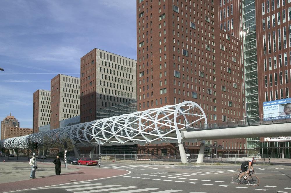 gevels WTC Den Haag