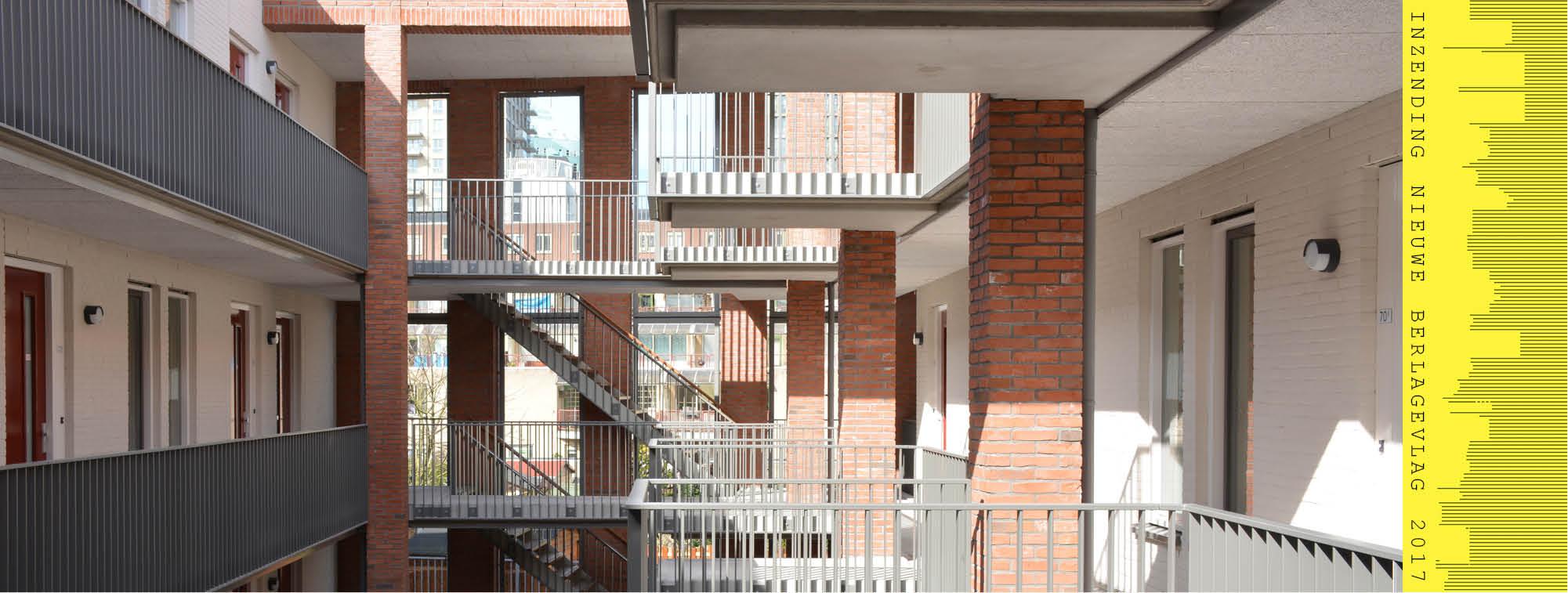 Nieuwe hojeswoningen aan de Uilebomen ontwerp Architektenkombinatie Bos Hofman