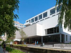 lyceum Zandvliet dp6 architectuurstudio