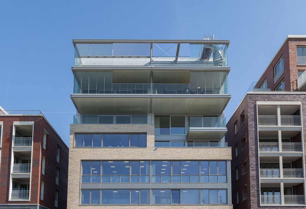 Penthouse aan scheveningen haven