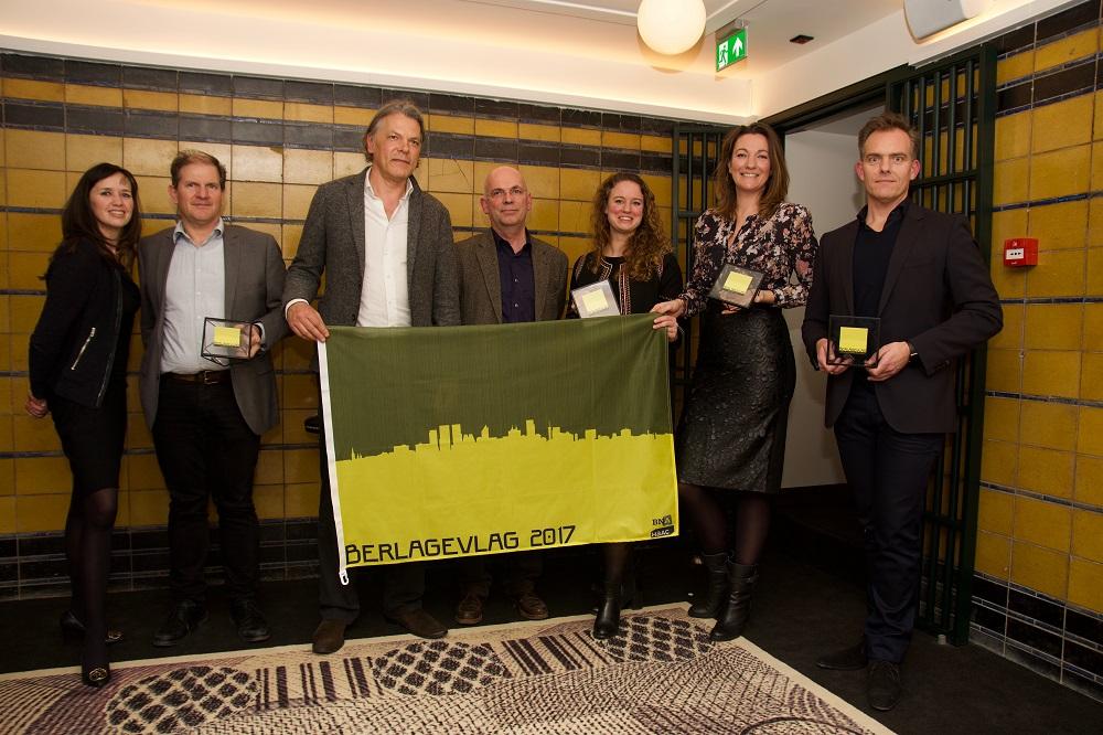 architectuurprijs Den Haag Nieuwe Berlagevlag 2017