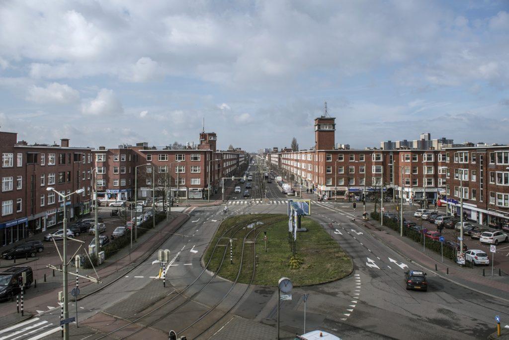 Nieuwe Haagse School architectuur langs de Gouveneurlaan