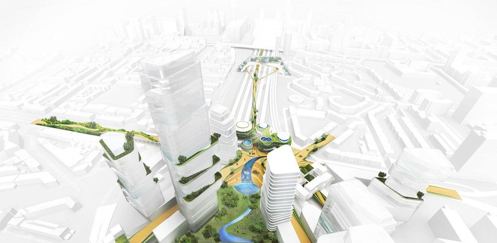 visie cid stad van de toekomst