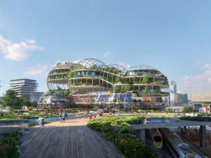 biopolus studio stad van de toekomst