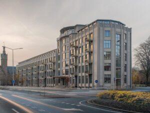 transformatie kantoor aramco naar appartemtencomplex groot hertogin