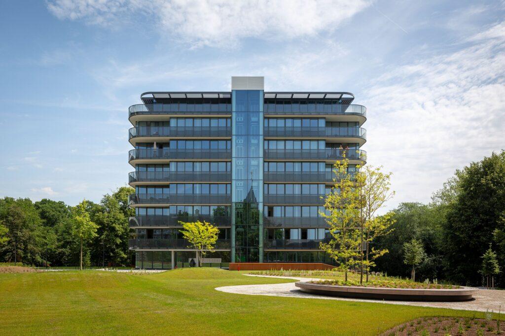 nieuw gebouw Park hoog oostduin ontwerp cepezed
