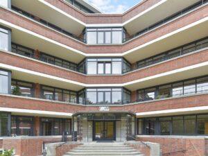 renovatie appartemten architectuurstijl Nieuwe Haagse School
