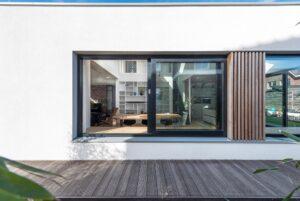 zelfbouw villa