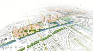 cid stedenbouwkundige tekening